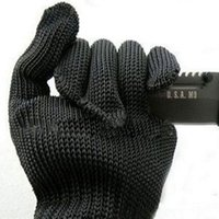 Wholesale New Arrival Kevlar Working Protective Gloves Cut resistant Anti Abrasion Safety Gloves Cut Resistant