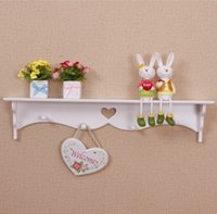 Wholesale After shipping creative pastoral hook coat rack wall door hangers bedroom wall hangers racks