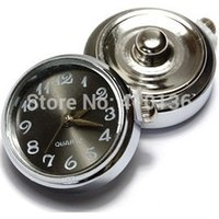 Wholesale NSB1360 Hot Sale Snap Buttons Jewelry Button For Bracelet Necklace Fashion DIY Jewelry Watch Snaps Charms