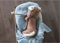 baby horse costume - Horse Baby Boy Hat Infant Knitted Crochet Costume Prop Photo Photography Outfits