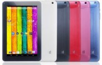 512mb card - Android inch A23 Tablet PC Dual Core Dual cameras MB RAM G ROM capacitive Bluetooth WIFI TF card earphone