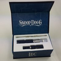 Cheap 2014 newest snoop dogg snoop dogg vaporizer dry herb vaporizer snoop dog kits glass atomizer