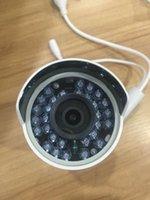 Wholesale Hikvision DS CD2032 I Outdoor IP Camera mm lens P MP IR Bullet IP camera POE V5