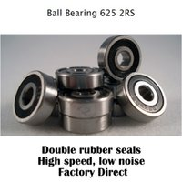 Wholesale Factory direct sale Double rubber seals RS mm high quality model bearing helicopter model car available