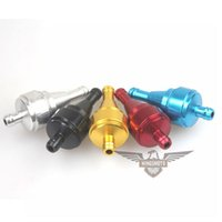 Wholesale CNC ALLLOY FUEL FILTER MOTORCYCLE DIRTBIKE ATV QUAD CRF XR KLX KX FOR BEST SALE