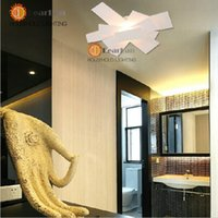 arrival suspended ceiling - 2015 New Arrival Foscarini Bigbang Modern Wall Ceiling Sconce Lighting Residential Lamps White Red Color Bedside Wall Lights