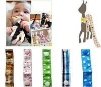 Wholesale 500X Toy Saver Strap Lemommom anti lost baby toys rope toys with versatile stroller toy stroller straps belt