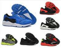 Wholesale color Famous TrainersWmns Air Huarache Free Men s Sports Running Shoes Triple US Size