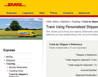 Wholesale DHL Remote area shipping fee