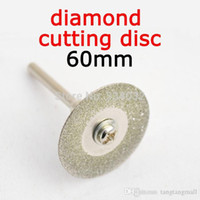 Wholesale diamond cutting disc for mini drill dremel tools accessories mm diamond disc steel rotary tool circular saw abrasive saw blade