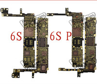 apple iphone p - NEW Motherboard Bare Main Logic Board Without Any IC Chip And Parts For iPhone S plus G S C S Replacement iphone6S PS S P