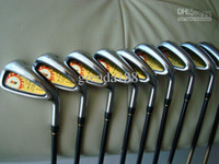 Wholesale China No brand golf clubs grenda D8 irons pw sw