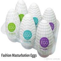 6 clases Hombre Masturbador Tenga Egg Copa Japón silicona artificiales del gatito del bolsillo productos adultos del sexo con un libre Lubricante Discreta