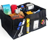 Wholesale Car Storage Box Car Glove Box Car Folding Box Tool Box Storage Bag