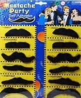 Wholesale NEW in False Beard Halloween Party Costume Moustache Santa Claus Beard Humor Christmas Xmas Toy Gift