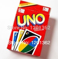 Wholesale Uno Card Game family Game Play Card