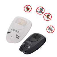 best mice repellent - Best sale Ultrasonic Electronic Anti Mosquito Insect Pest Rat Mouse Bug Repellent Electro Repeller Magnetic