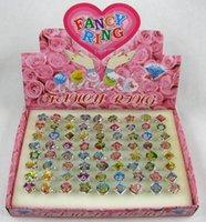 kids rings - FREE Cartoon Strawberry Shortcake Plastic Children Kid Ring jewlery