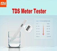 Wholesale 100 Original Xiaomi TDS meter tester Portable Detection Pen Digital Water Meter Filter Measuring Water Quality Purity Tester