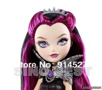 baby raven - Original Ever After High Raven Queen Madeline Hatter Dolls For Girls Brand Birthday Gifts Baby toys