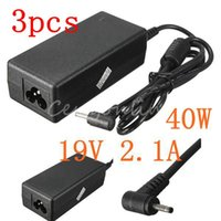 Wholesale Universal a New High Quality AC For DC V A W Power Supply Laptop Charger For asus EEE PC PX PW HAB