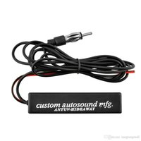 amplify radio - Stereo Radio AM FM Hidden Amplified Antenna Universal For Car Truck Vehicle A3