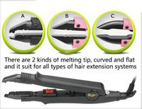 Cheap hair connector Best hair extension iron