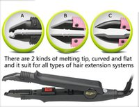 Cheap hair connector Best hair extension iron