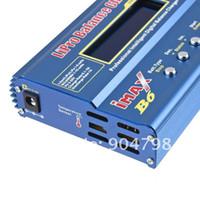 Wholesale 1Set New iMAX B6 Lipo NiMh Li ion Ni Cd RC Battery Balance Digital Charger Discharger