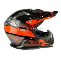 Wholesale 2015 New arrival KTM Motocross Helmet Professional KTM Rally Racing Helmet Men Motorcycle Helmet Dirt Bike Capacete Moto Casco