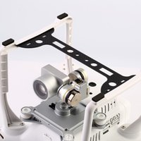 Wholesale Light Carbon Fiber Camera Gimbal Guard Protector Plate DJI Phantom