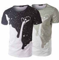 summer clothes for men - Mens Tees Shirt Short Sleeve t shirt Summer Man Plus Size Star Printed Cotton T shirts for Men D Designer Clothing D1252