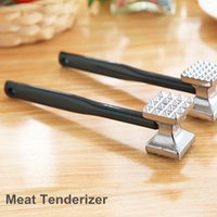 beef supply - Metal meat Tenderizer pounders for pork beef steak Zinc Alloy hand mash Cooking tools Kitchen supplies Novelty household
