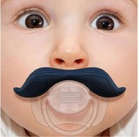 Wholesale baby pacifier funny pacifier pacifier Infant Funny Novelty Cute Pacifiers Dummy Baby Teether Pacy Orthodontic Nipples