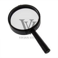 Wholesale New1pcs Reading X Magnifier Hand Held Magnifying mm Glass handheld Hot Sale