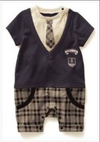 baby business suit - Baby Rompers baby A business suit baby garment infant wear