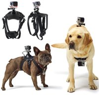 Wholesale GoPro Accessories Hound Dog Fetch Harness Chest Strap Belt Mount For GoPro Hero SJ4000 Action Sport Camera Free Shiping