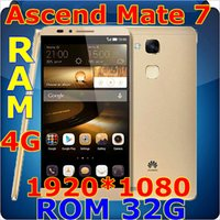 Wholesale Copy PHONE unlocked Huawei Ascend Mate quot HD Octa Core Android4 cellphones GB RAM G ROM