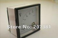Оптово-1 PCS Новые аналоговые Вольт метр панели DC 0 ~ 50V *
