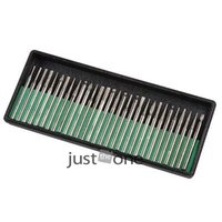 Wholesale 30PCS Set Diamond Burrs For Dremel Rotary Tool Drill Deburring And Engraving Bit A3