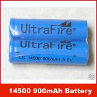 Wholesale 100pcs Battery V mAh Lithium Li ion Battery Digital Camera Flashlight Torch recharg
