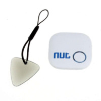Wholesale Burglar Alarm systems security Nut Smart Tag Bluetooth Tracker anti lost key finder Child GPS Locator anti lost reminder