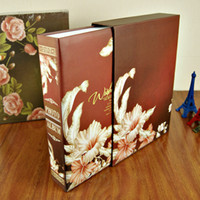 Wholesale Extreme ultra high end Darling Harbour oversized retro albums truth thin professional wedding collection