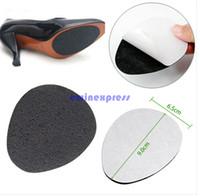anti slip shoe pads - Hot Sale Shoe Parts Accessories Self Adhesive Anti Slip Stick on Shoe Grip Pads Non slip Rubber Sole Protectors