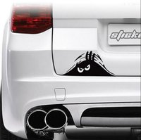 Wholesale Funny Peeking Monster Auto Car Walls Windows Sticker Graphic Vinyl Car Decals