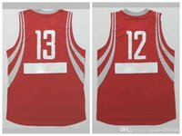 Wholesale USA Basketball Christmas Day Jerseys Rocket Red Christmas Day Swingman Alternate Jersey