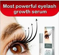 Wholesale FEG eyelash enhancer for women beauty day longer lash serum FEG eyelashes growth eyebrow growth