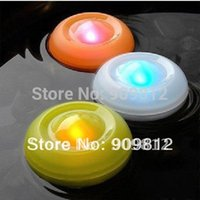 bathroom spa tubs - Colorful LED Tub Lights SPA Bathroom Bubble UFO Recon Lights