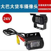 lorries - 12V V LED IR Night Vision Car Rear View Backup Parking Reversing Camera For Bus Trailer Lorry