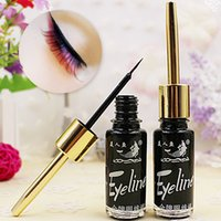 beauty riches - Soft Black Liquid Eyeliner Waterproof Sweat Rich Eyeliner Long Lasting Natural Eyes Makeup Beauty Eyelash Eyeliner Tools